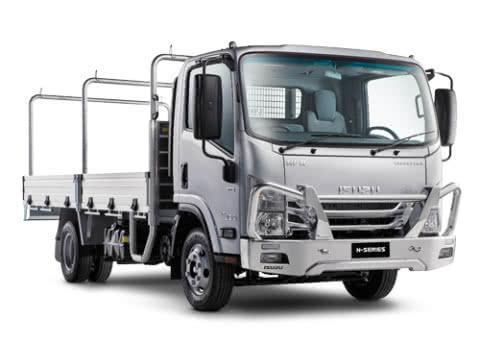 Isuzu Truck - Repair Services